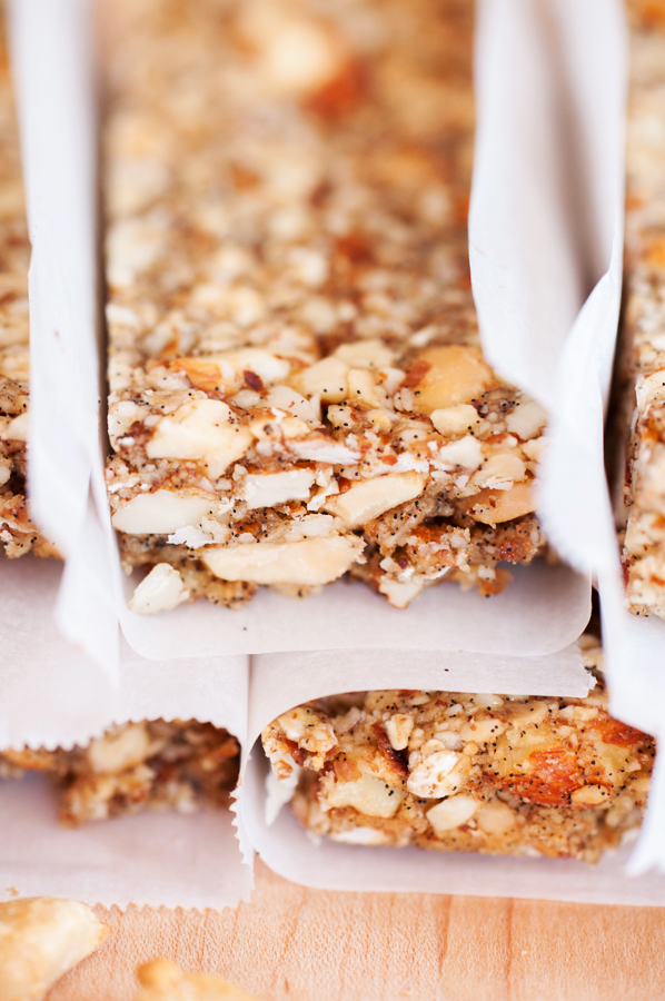 Crunchy Peanuts, Almonds, and Oats Bars-22