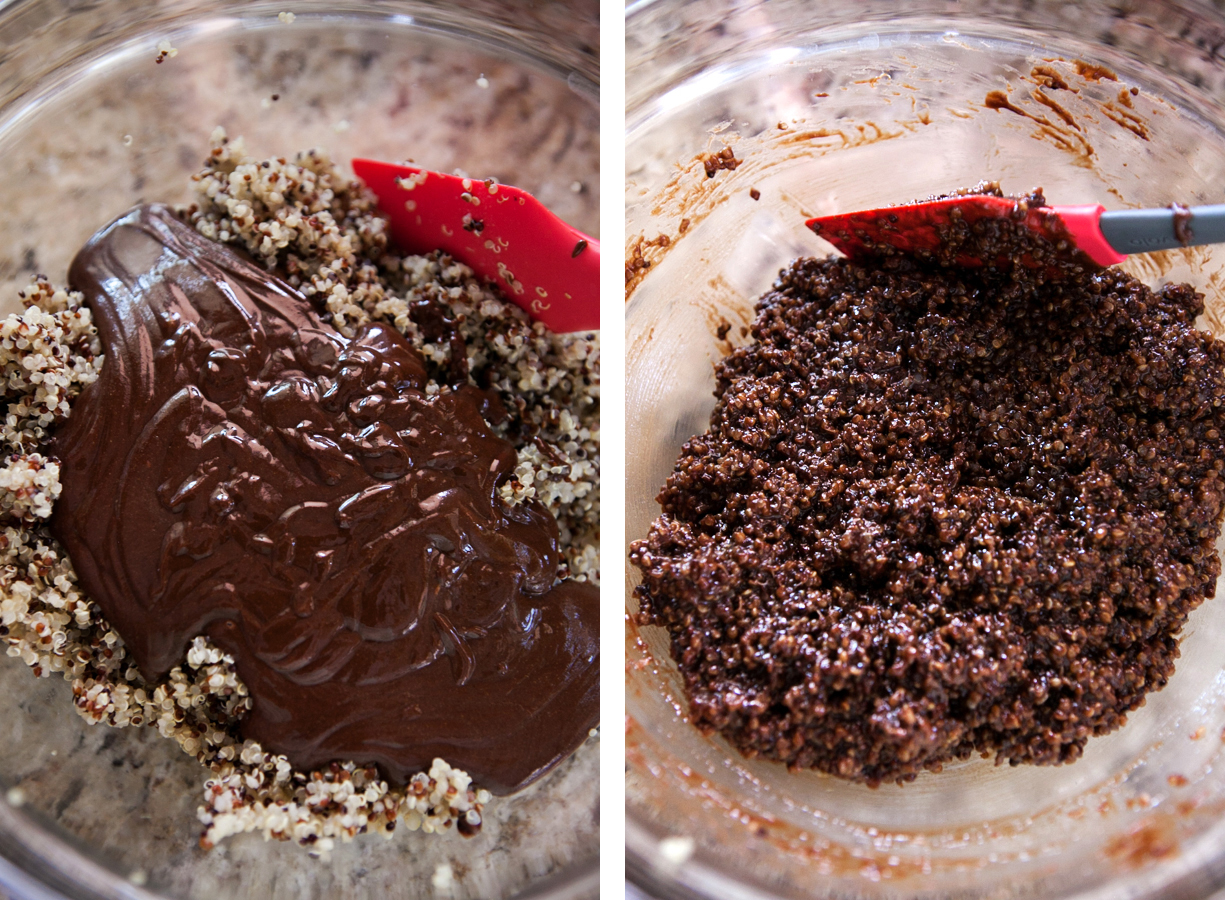 cookie, chocolate, gluten-free, egg-free, quinoa
