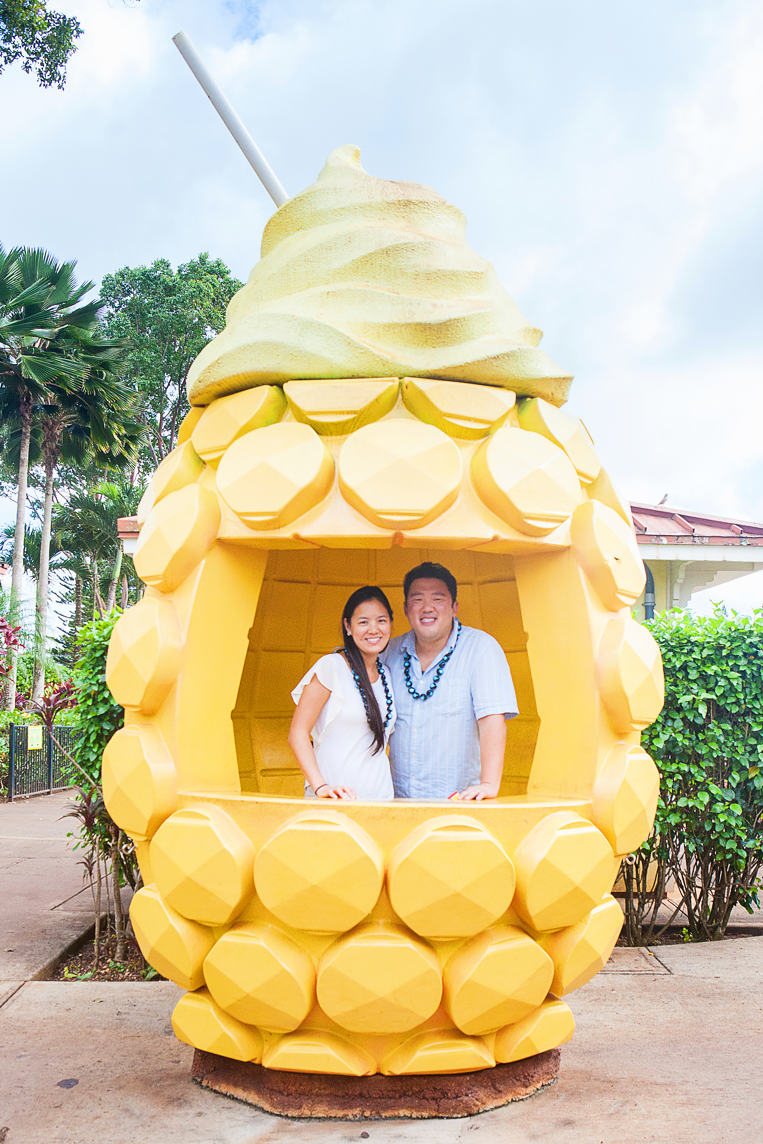 Oahu, Hawaii, Dole Plantation