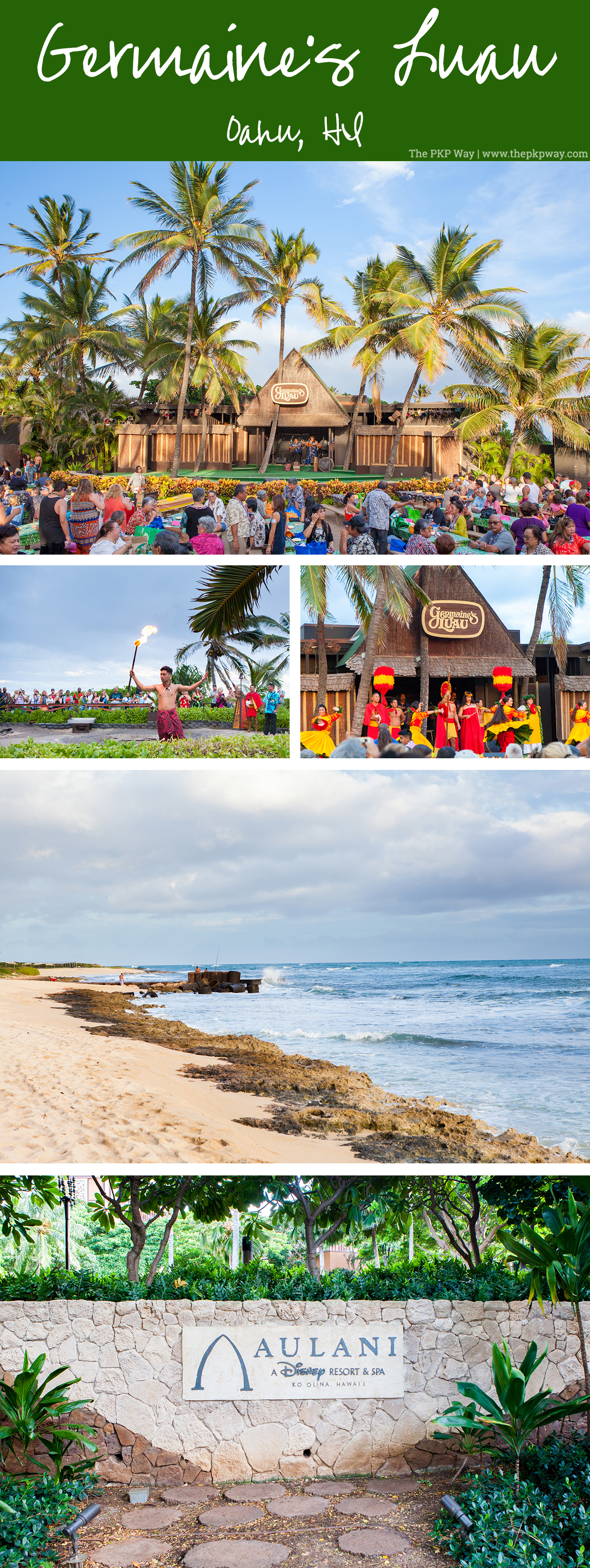 Oahu, Hawaii, Germaine's Luau, Barbers Point Beach Park, Ko Olina