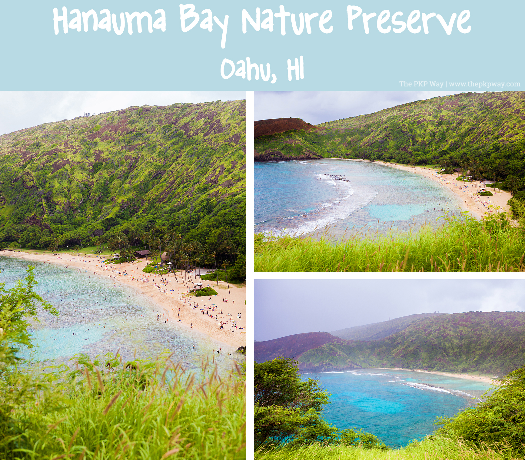 Oahu, Hawaii, Hanauma Bay Nature Preserve