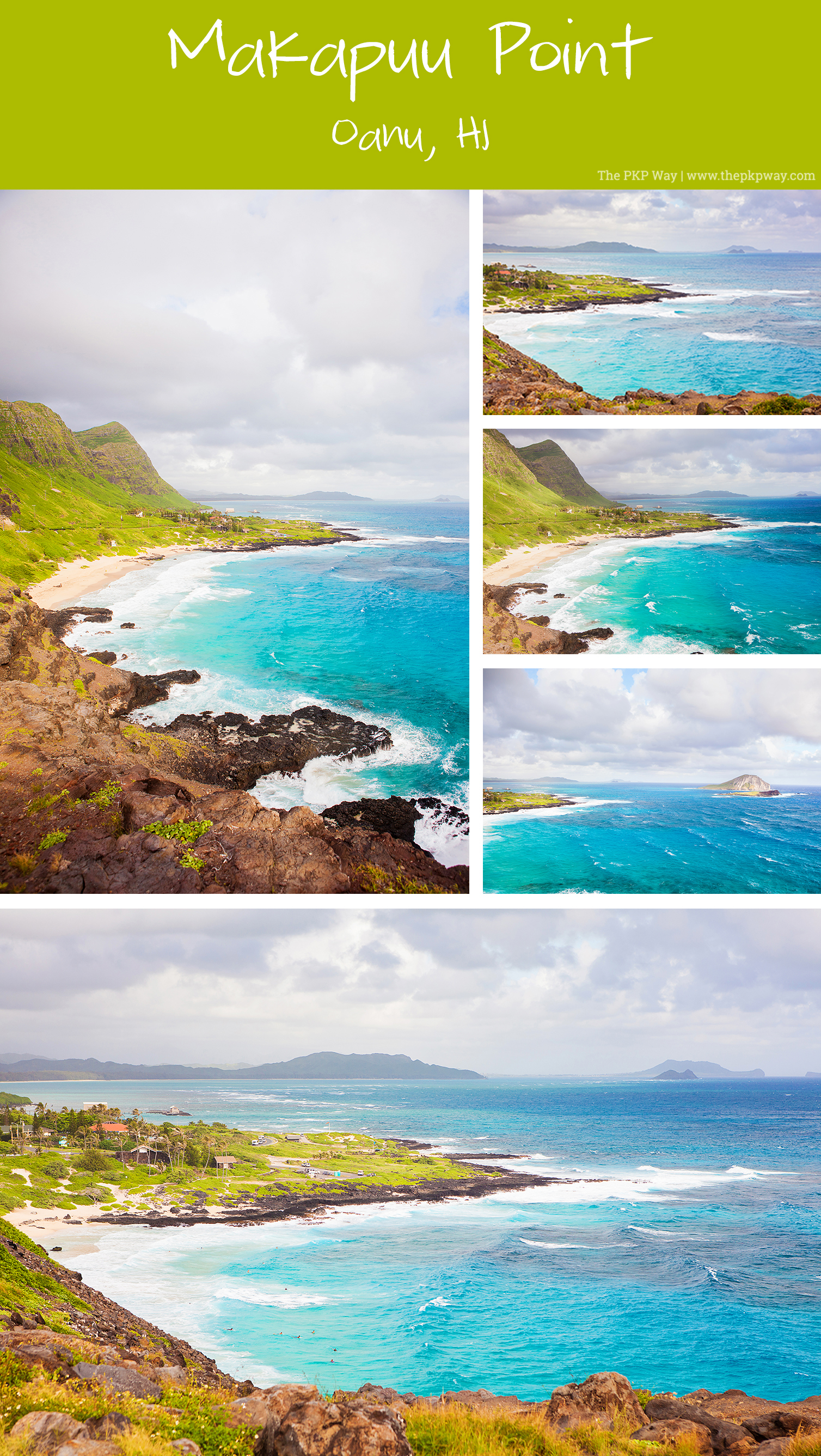 Oahu, Hawaii, Makapuu Point