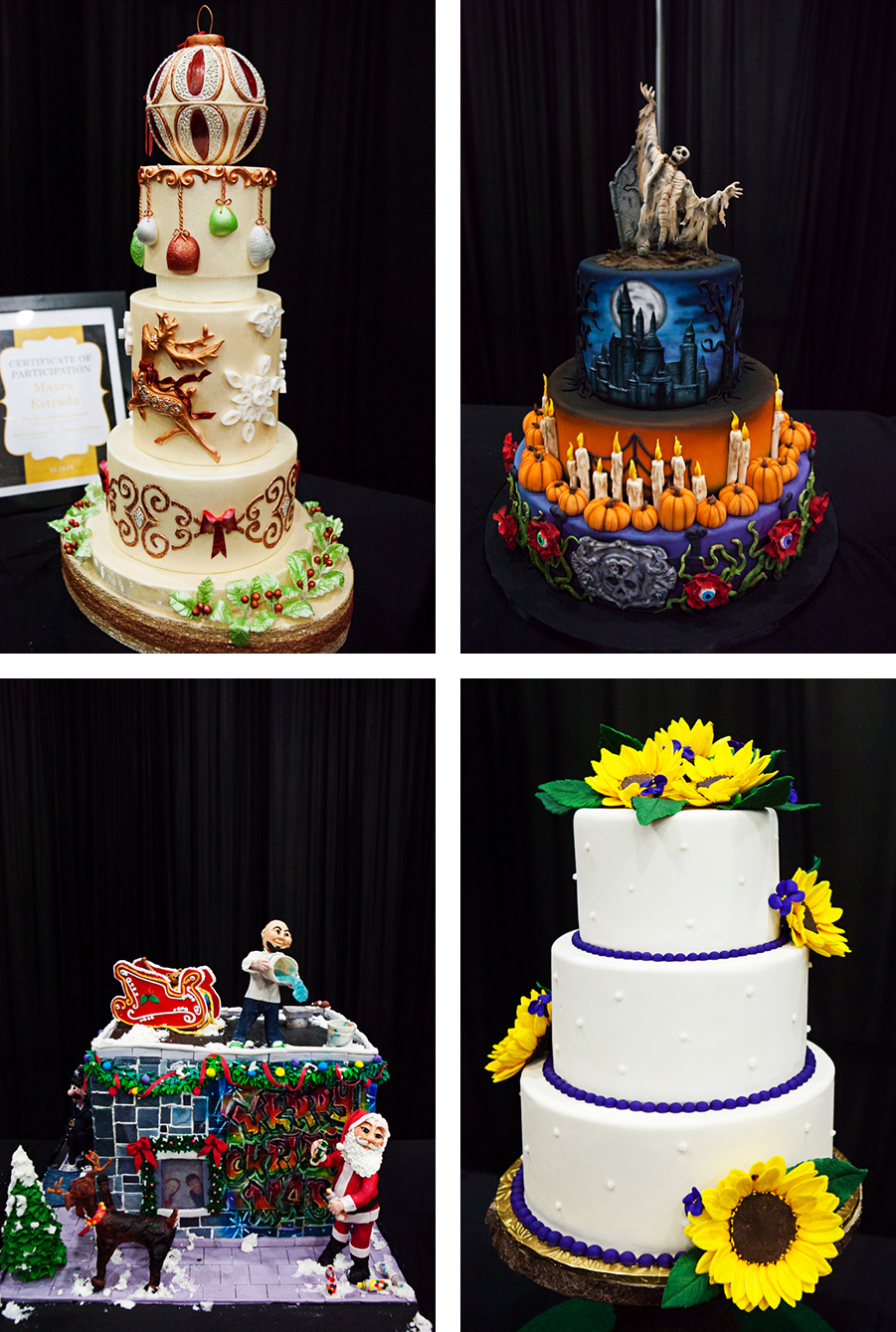 cake-expo, cake, expo, professional cake decorating contest