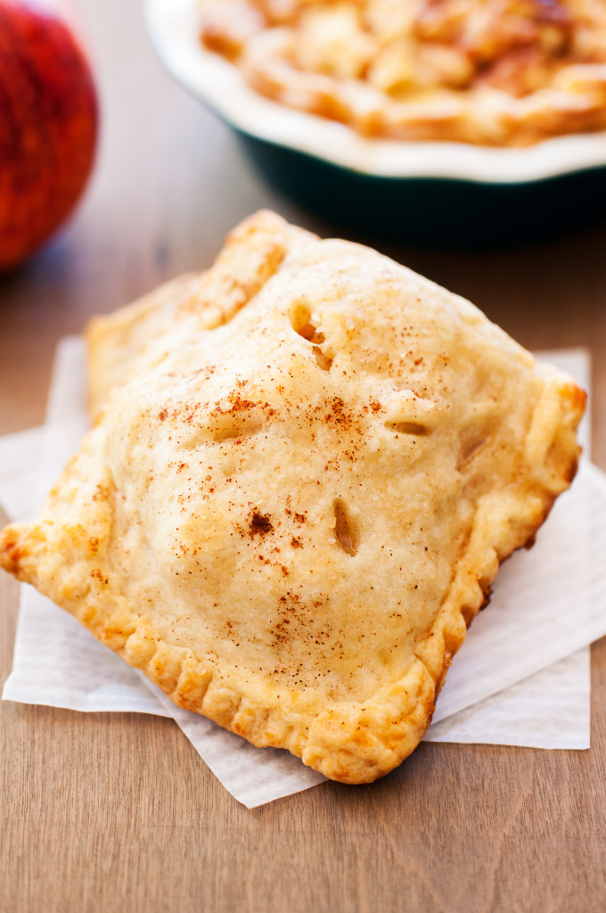 Apple Hand Pies - An accidental copycat McDonald's apple pie recipe