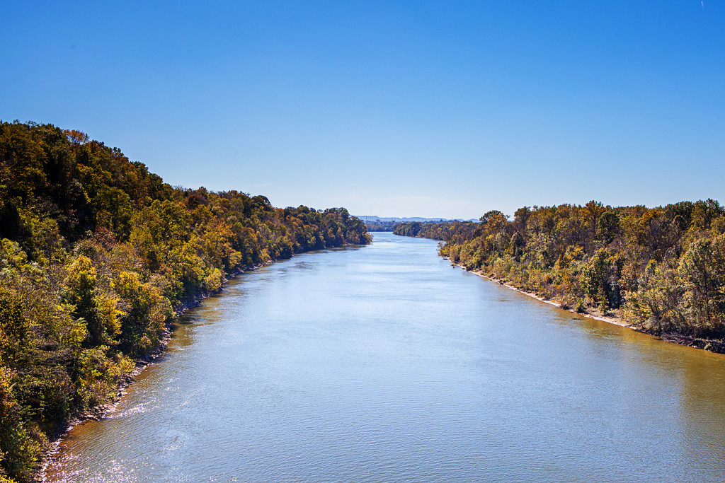Cumberland River | Nashville, Tennessee