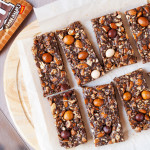 Chewy Café Mocha Nut Bar