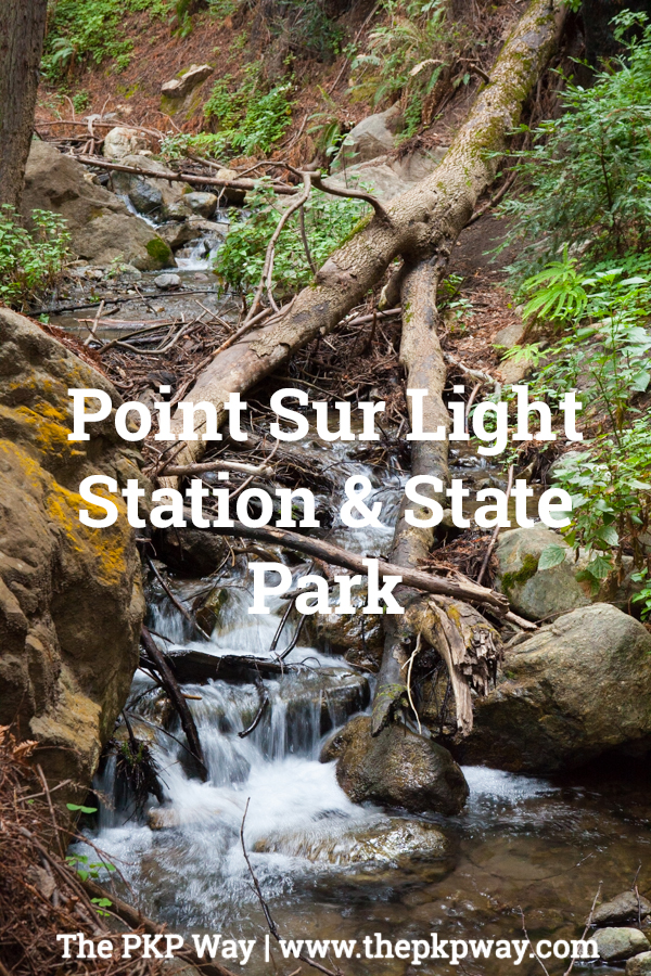 Point Sur Light Station State Park