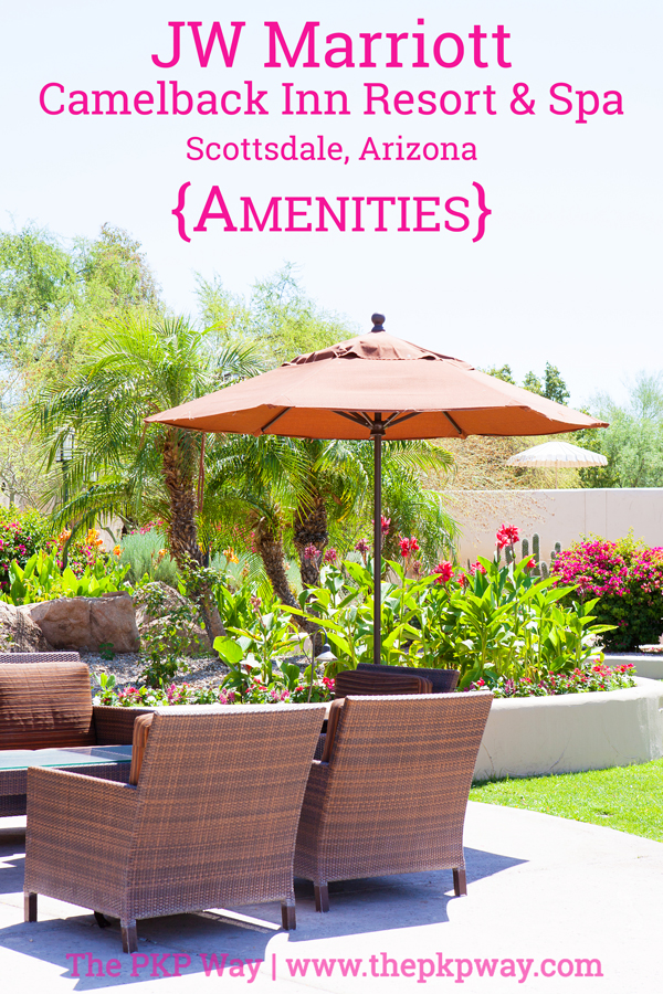 What to take advantage of at JW Marriott Camelback Inn Resort & Spa Scottsdale, Arizona