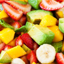 Just in time for summer, this Strawberry & Avocado Summer Fruit Salad is refreshing, nutritious, and tastes just like nature's candy.