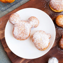 Disneyland Pumpkin Beignets you can recreate at home!