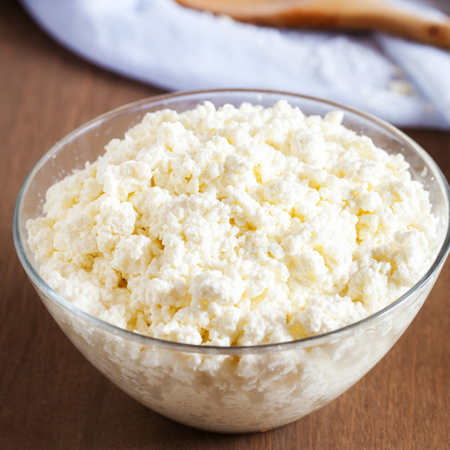 How to Make Ricotta Cheese | The PKP Way