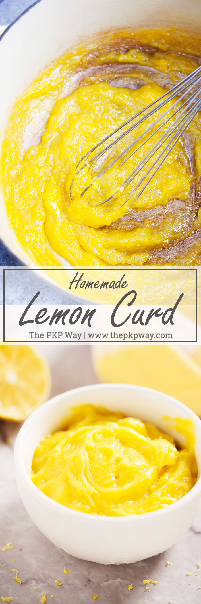 Learn to make Homemade Lemon Curd and never buy it from the store again!