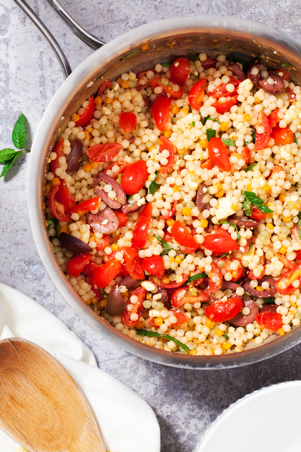 how to make perfect couscous