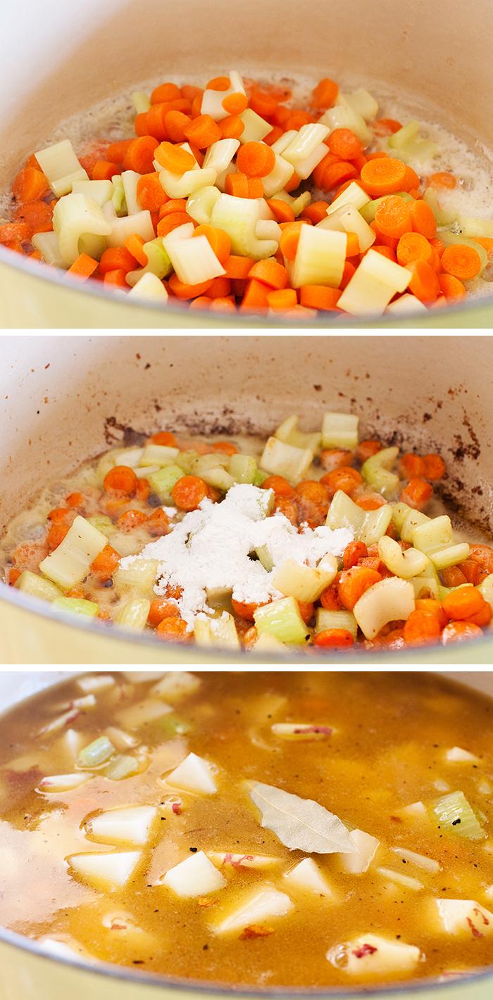 how to make potato starch