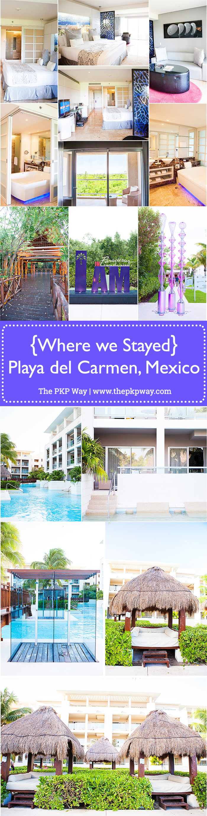 Where we Stayed in Playa del Carmen, Mexico | The PKP Way