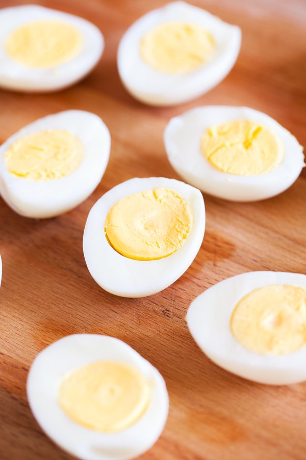 how to cook 3 4 boiled egg