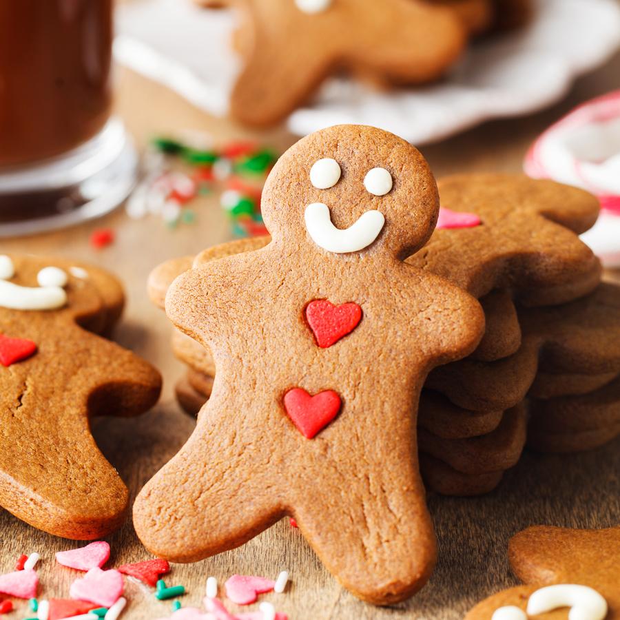 Gingerbread Cookies The Pkp Way